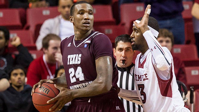 Murray's 48 points lead Texas Southern over Temple